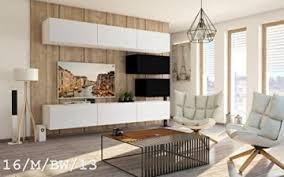 wohnwand future 16 anbauwand schrankwand moderne wohnwand exklusive mediamöbel möbelset wohnzimmer matt 16 m bw 13 möbel
