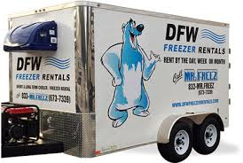 Flower Mound Freezer Rentals