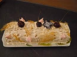 dessert au mascarpone marmiton les 25 meilleures idées de la catégorie bûche de noël aux fruits