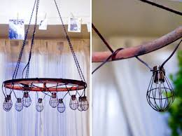 Pleasant DIY Rustic Chandelier Spectacular Home Design Ideas Of
