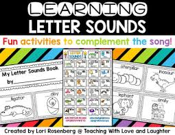 Teaching With Love and Laughter Learning Letter Sounds With Jack