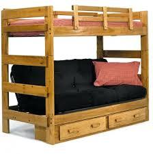Sam S Club Futon Bunk Bed Beds Whalen Room Organizer Rustic Brown