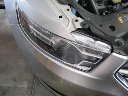taurus headlight bulbs replacement guide 001