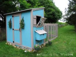 Ana White Diy Shed by Whitney U0027s Workshop Chicken Coop Part Two