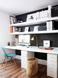 bureau design moderne un bel espace de travail office nook office organisation and madrid