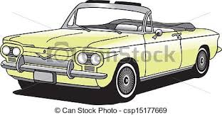 Classic Car Clipart And Stock Illustrations 9978