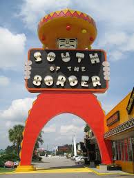 100 Truck Stops In Nc South Of The Border Attraction Wikipedia