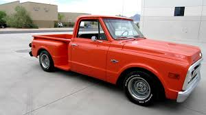 100 Chevy Stepside Truck For Sale 1968 Chevrolet C10 Fully Restored CLEAN AZ TRUCK For Sale
