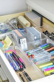 Fantastic and beautiful organizing tips for office organization