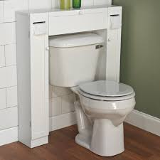 Bathroom Over The Toilet Cabinet In Country Style
