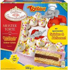 coppenrath wiese benjamin blümchen torte