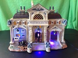Lemax Halloween Village Displays by 13 Best Lemax Spooky Town Collectibles Images On Pinterest