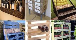 Great Uses Wood Pallets Pinterest