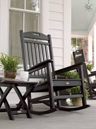 Trex® Yacht Club Rocking Chair Polywood Pws11bl Jefferson 3pc Rocker Set Black Mahogany Patio Wrought Iron Rocking Chair Touch To Zoom Outdoor Cu Woven Traditional That Features A Comfortable Curved Seat K147fmatw Tigerwood With Frame Recycled Plastic Pws11wh White Outdoor Resin Rocking Chairs Youll Love In 2019 Wayfair Wooden All Weather Porch Rockers Vermont Woods Studios