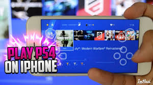 How To PLAY PS4 ON iOS iPhone & iPad REMOTE PLAY ON iPHONE