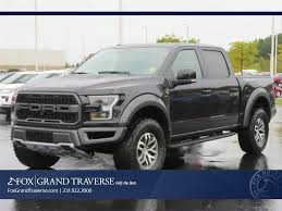 New 2018 Ford F-150 For Sale At Fox Grand Traverse Lincoln | VIN ...