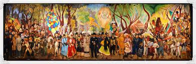 David Alfaro Siqueiros Murales Y Su Significado by Mural Presencia De América Latina Jorge González Camarena