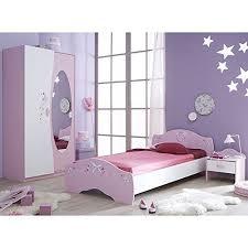 jugendbett 90 200 cm in rosa weiß bett für mädchen