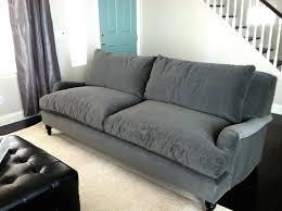 furniture marvelous crate and barrel potomac sofa slipcover
