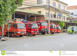 100 Fire Trucks Unlimited Department With In Phnom Penh Cambodia Editorial