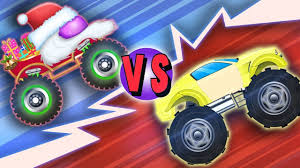 Santa Monster Truck VS Monster Truck | Christmas Video | Trucks ... Cartoon Monster Truck Available Eps 10 Separated Stock Vector Stock Vector Illustration Of Monstertruck Royalty Free Cliparts Vectors And Town The Buried Tasure Trucks For Hallomeanies Clip Art Bundle Color And Bw With Driver More Images Pattern Photo Anastezzziagmail Lightning Mcqueen Cartoons Vs Scary Pickup For Kids 4x4 Illustrations Creative Market