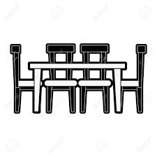 Dining Table With Chairs Frontview Furniture Icon Image Vector.. Table Chair Solid Wood Ding Room Wood Chairs Png Clipart Clipart At Getdrawingscom Free For Personal Clipartsco Bentwood Retro And Desk Ding Stock Vector Art Illustration Coffee Background Fniture Throne Clip 1024x1365px Antique Bar Chairs Frontview Icon Cartoon Free Art Creative Round Table Png