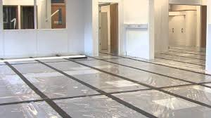 Static Dissipative Tile Wax by Esd Flooring Youtube