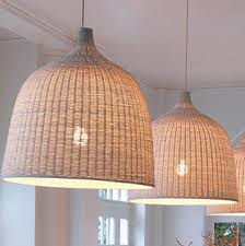 Hanging Lamp Ikea Indonesia by Ikea Leran Pendant Lamp Rattan Lights Pinterest Pendant