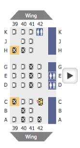 Y seating on 77W FlyerTalk Forums