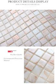 Meshback Glass Mosaic Tiles Rose Gold Line DesignHome Bathroon Toilet Wall Floor Kitchen Backsplash Swimming Pool DecorLSJX01 In Wallpapers From Home