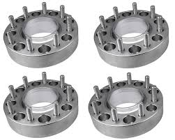 100 8 Lug Truck Set Of 4 Hub Centric Wheel Centric To Adapters