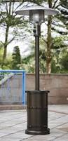 Living Accents Patio Heater Inferno by Backyard Creations 48 000 Btu Propane Patio Heater At Menards