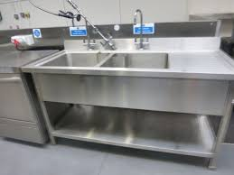 Ozark River Portable Hand Sink by Commercial Double Sink Second Hand Befon For
