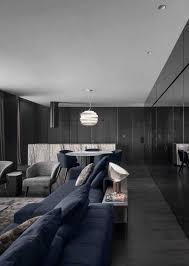 schwarzes zimmer 40 inspirierende designideen für wohn
