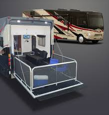 Thor Motor Coach Introduces New Outlaw Toy Hauler Motorhome