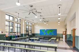Hvls Ceiling Fans Residential by Quiet Large Hvls Ceiling Fans For Classrooms U0026 Lecture Halls From