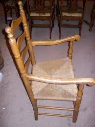Set Of Maple Chairs With