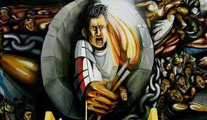David Alfaro Siqueiros Murales Importantes by El Resurgimiento Del Arte Nacionalista