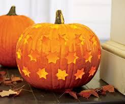 Drilled Jack O Lantern Patterns by Pumpkin Carving Fun Pumpkins All Aglow Family Circle