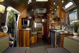 Refurbished Airstream Interior Obsession Pinterest