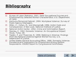 Kentucky Personnel Cabinet Position Description by Violence In The Workplace Prevention Ppt Video Online Download