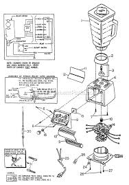 Oster 4101 8 Parts List And Diagram EReplacementParts
