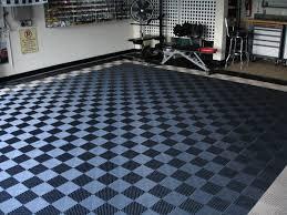 Racedeck Flooring Vs Epoxy by My Garage Remodel And Racedeck Free Flow Floor Picture Heavy