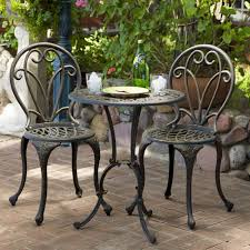 Thomas Cast Aluminum Dark Gold 3-piece Bistro Set By ... Italian Garden Fniture Talenti Outdoor Living Clip Bora Bistro 5 Piece Patio Set Charcoal Uv Resistant Made Astounding High Top Table And Chairs Wooden Cheapest A Guide To Buying Vintage Fniture Amazoncom Home Source Industries 3piece Padrinos Steakhouse Photo Gallery Celtic Aria Bistro Set Celtic Cast Alinium Garden Best 2019 Ldon Evening Standard Handcrafted In North America Kitchen And Ding Room Canadel 3pc Bar Stools Tables Coffee Horizontal Cabinets
