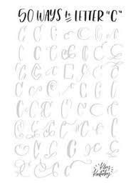 Fifty Ways To Draw C