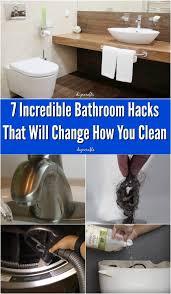 7 unglaubliche bad hacks die ändern wie sie reinigen