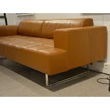 canapé poltrona frau large poltrona frau quadra sofa in leather pierluigi cerri