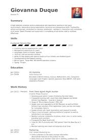 Resume For Working With Disabled People