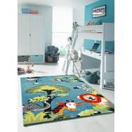 tapis chambre enfant garcon tapis enfant pas cher à prix auchan