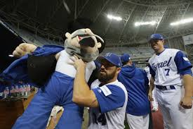 Israel baseball s Mensch mascot is the best mascot in sports